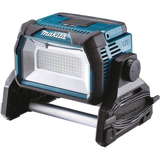 Makita DML809 Body Only LED Work light - LXT 14.4v/18v Cordless or 110v Mains