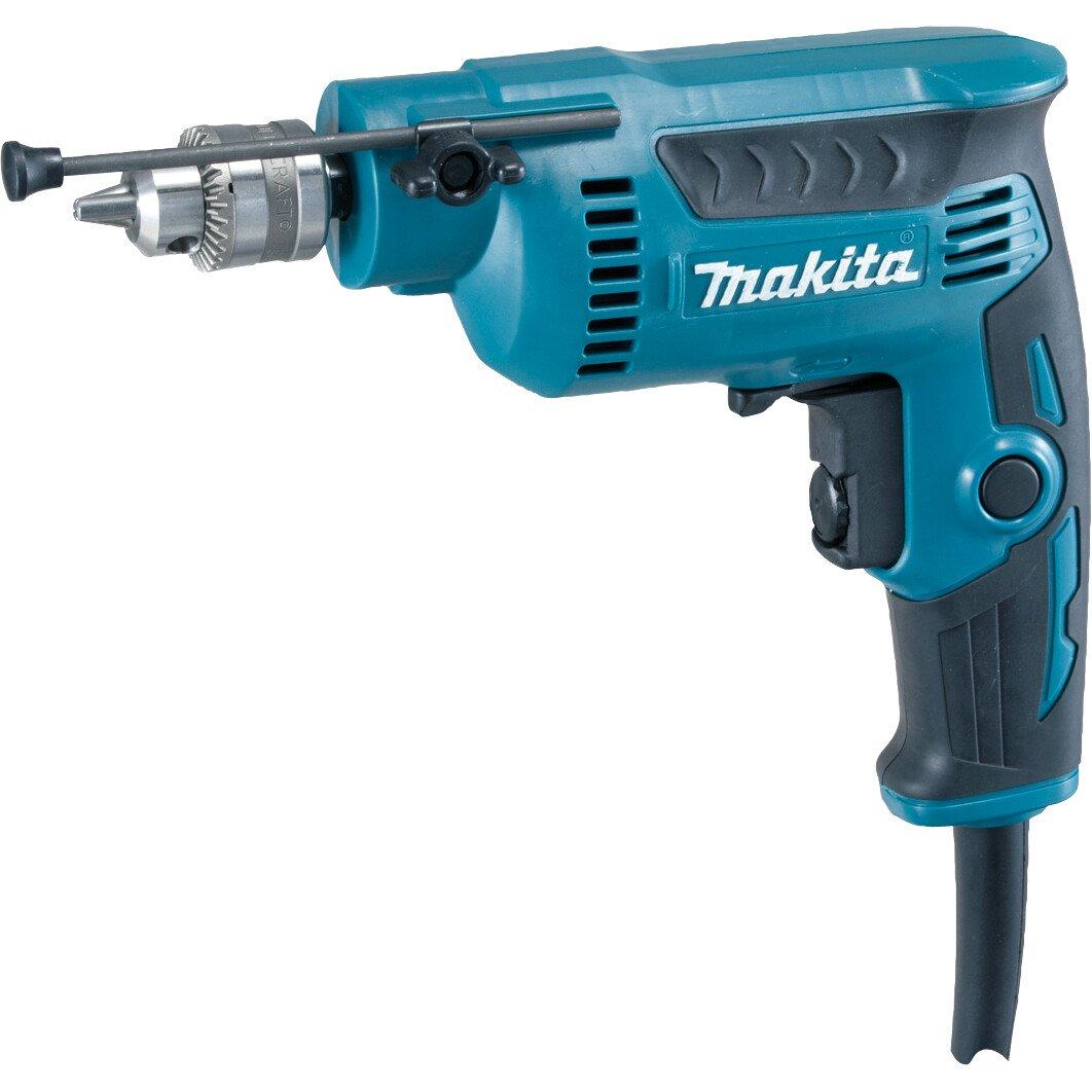 "Makita DP2010 Rotary Drill 6.5mm (1/4"")"