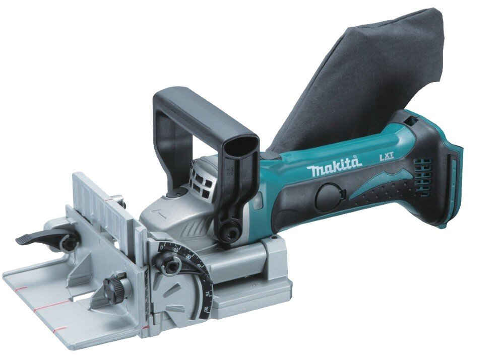 Makita DPJ180Z Body Only 18V Li-ion Biscuit Jointer