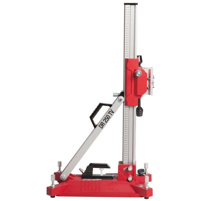Milwaukee DR 250TV  Diamond Drill Stand For DCM 2-250 C