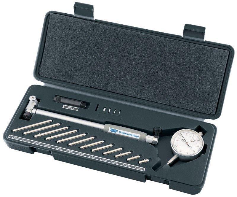 Draper 02753 BG50/160 Expert 50 160mm Bore Gauge Set