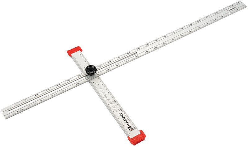 Draper 03078 D317 Expert 1200mm Adjustable Drywall Tee Square