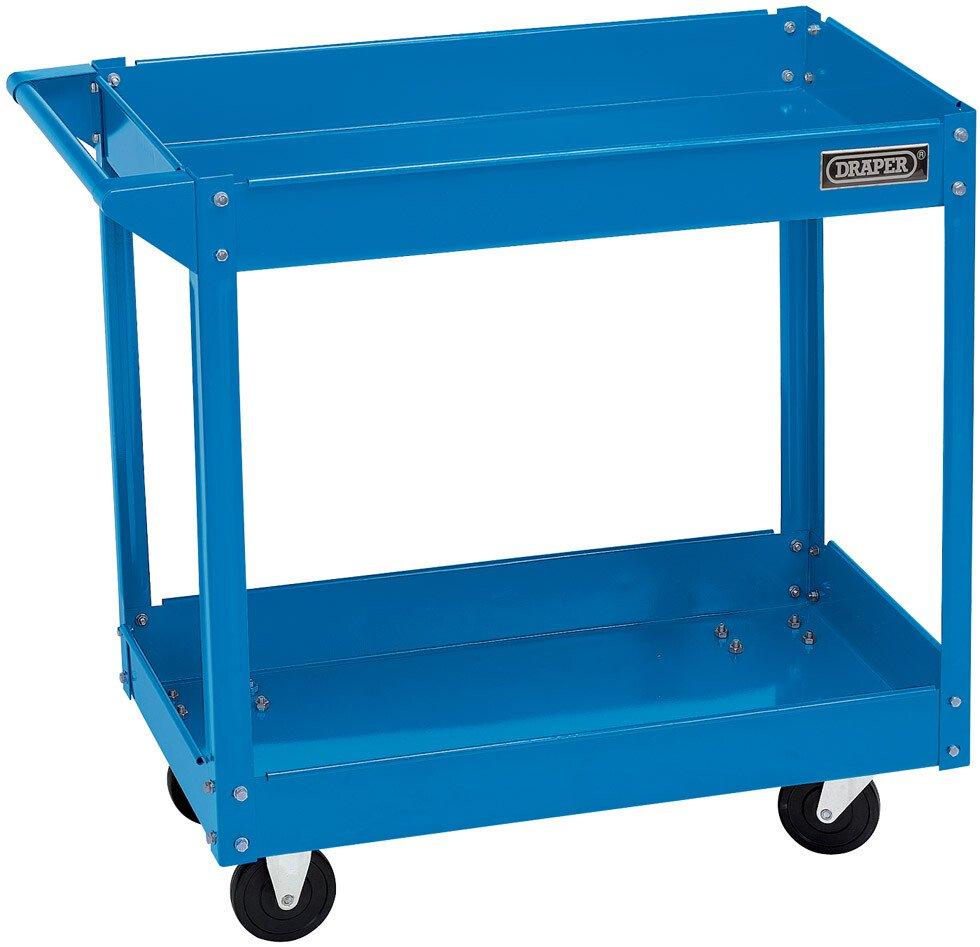 Draper 07629 TTB2 2 Tier Tool Trolley
