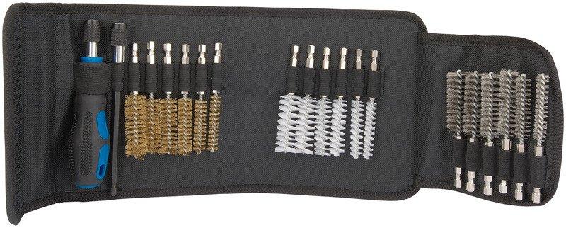 Draper 22232 BBS Expert 20 Piece Wire Brush Set