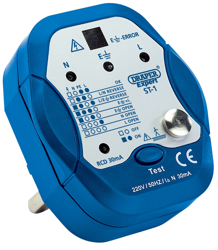 Draper 22278 ST-1 Expert 13 A Socket Tester