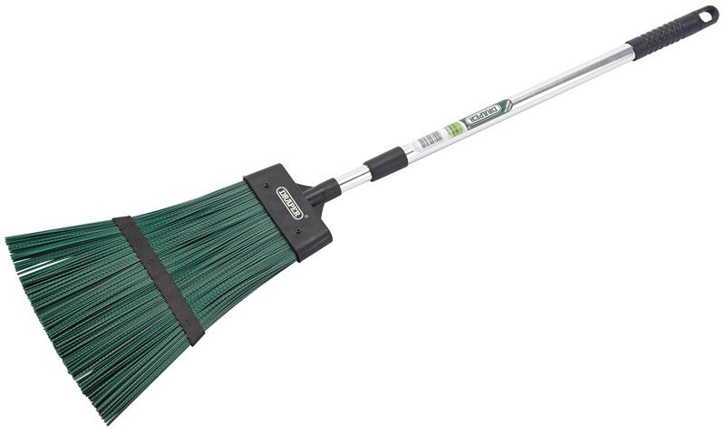 Draper 28160 TGB Telescopic Aluminium Broom