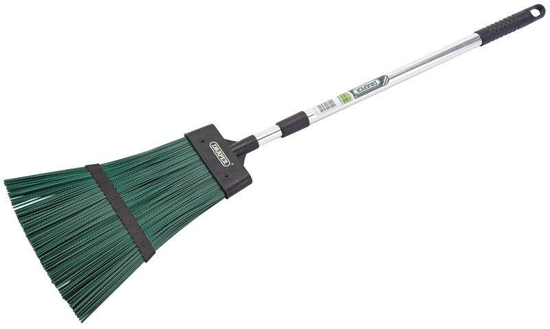 Draper 28160 TGB Telescopic Aluminium Broom