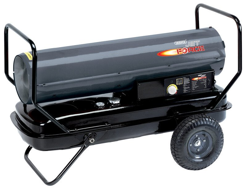 Draper 32284 DSH1750 Diesel/Kerosene Space Heater (175,000 BTU/51kW)