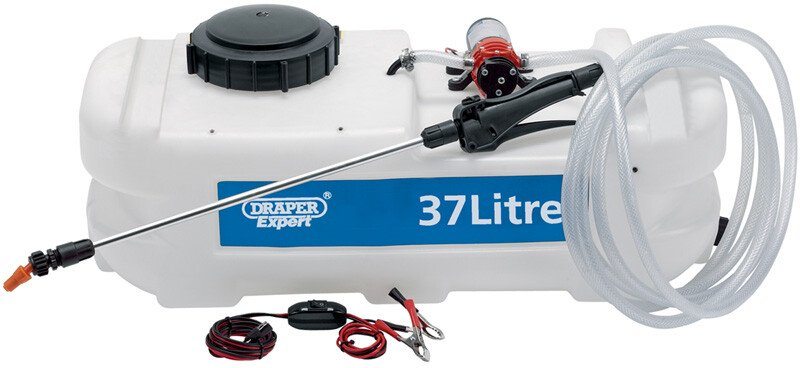 Draper 34674 SS37L Expert 37L 12V DC ATV Spot Sprayer