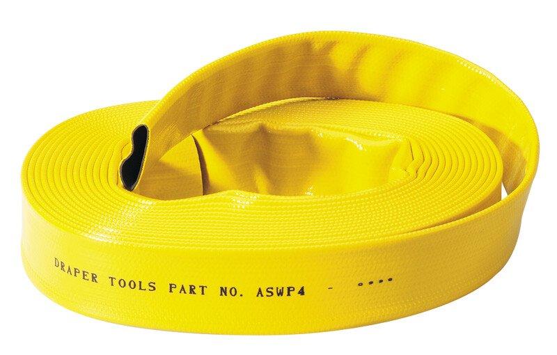 Draper 36947 ASWP4 10M x 32mm Layflat Hose
