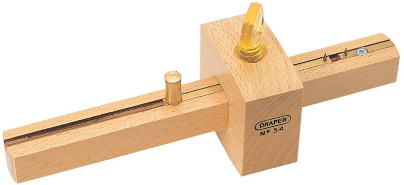 Draper 64458 54 Expert Carpenters Marking And Mortice Gauge