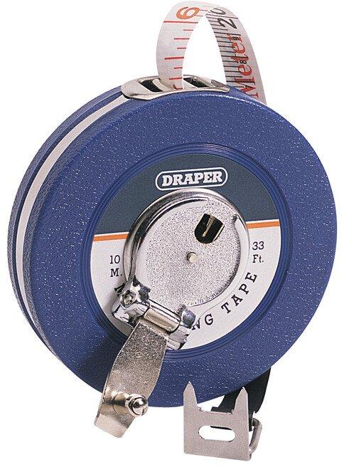 Draper 88213 STFG Expert 10 M/33ft Fibreglass Measuring Tape