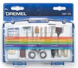 Dremel 687 Multipurpose Set - 687JA / 26150687JA