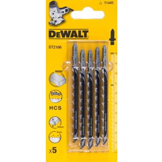 DeWalt DT2166-QZ HCS Wood, Chipboard, Fast Straight Cuts DOC 60mm DT2166(T144D)