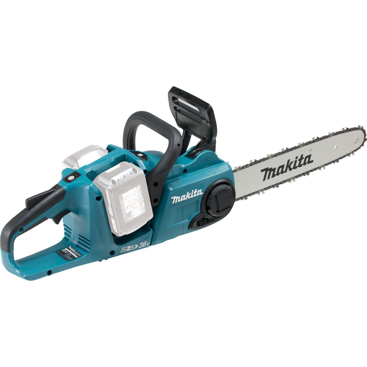 "Makita DUC353Z Body Only ""Twin"" 18V Chainsaw"