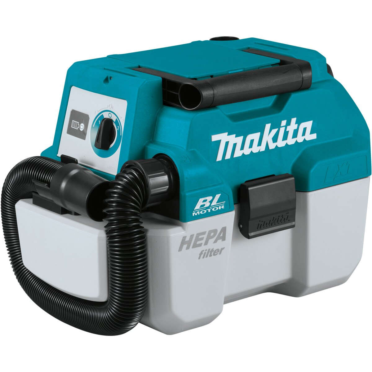 Makita DVC750LZ Body Only 18V Brushless Vacuum Cleaner LXT
