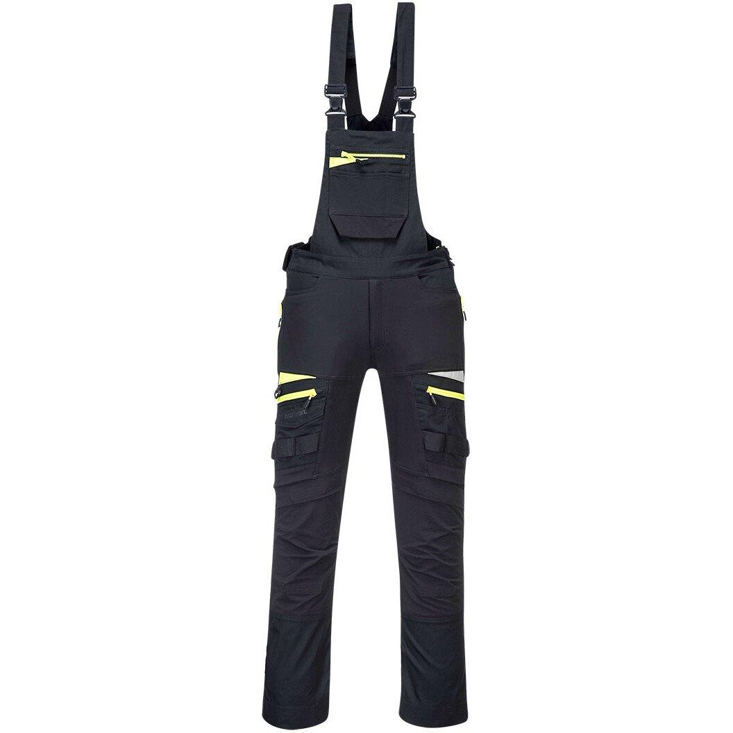 Portwest DX441 DX4 Work Bib and Brace - Regular Leg Length - Various colours available