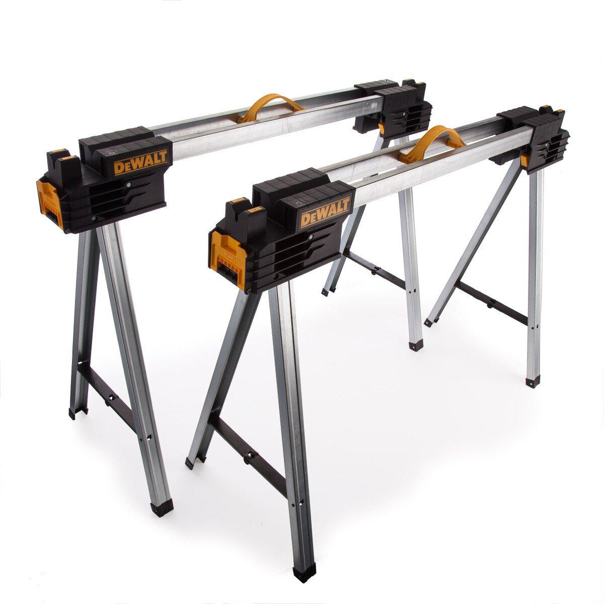 Dewalt DWST1-75676 Pack x 2 Folding Sawhorses
