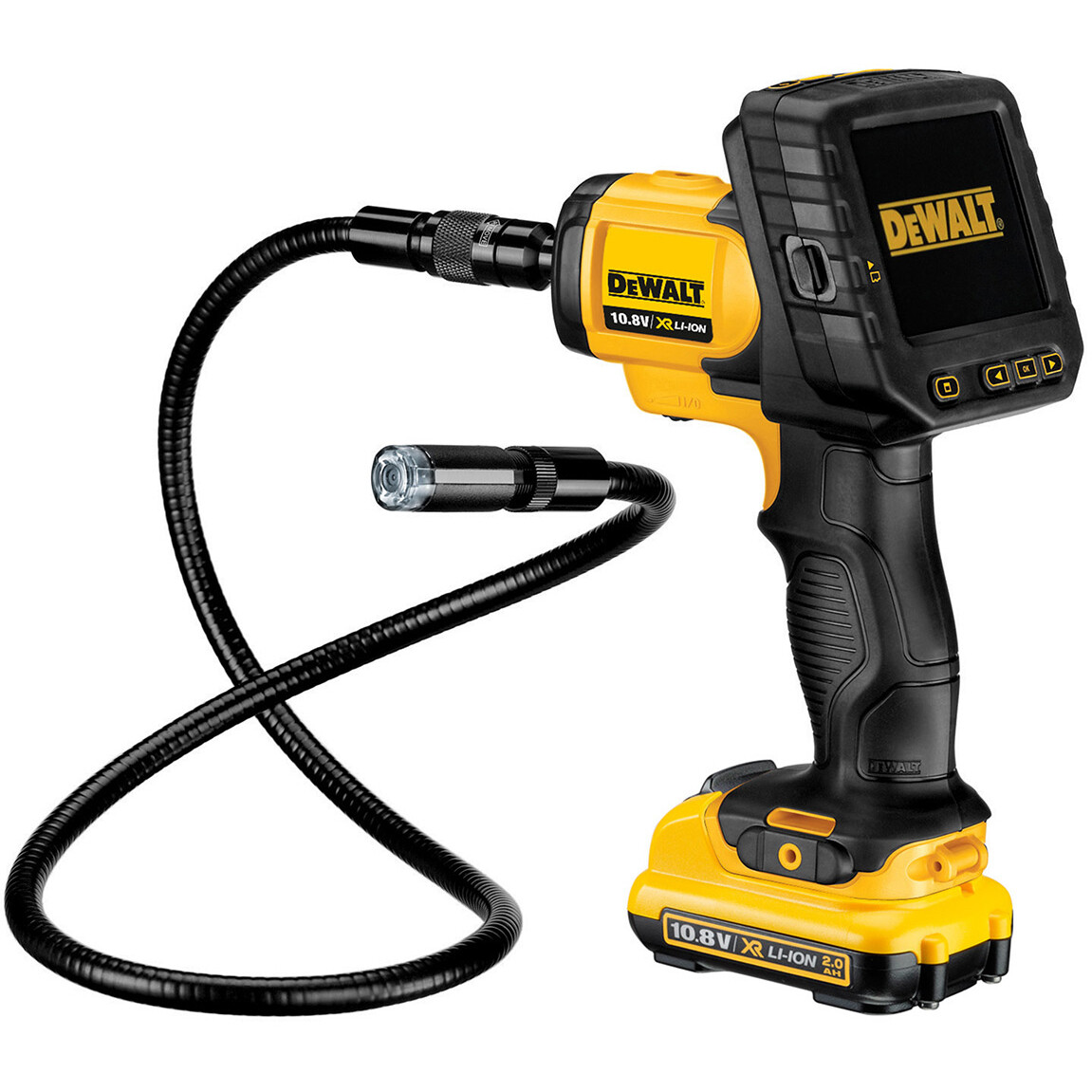 DeWalt DCT410N Body Only 10.8V Li-ion Inspection Camera 17mm