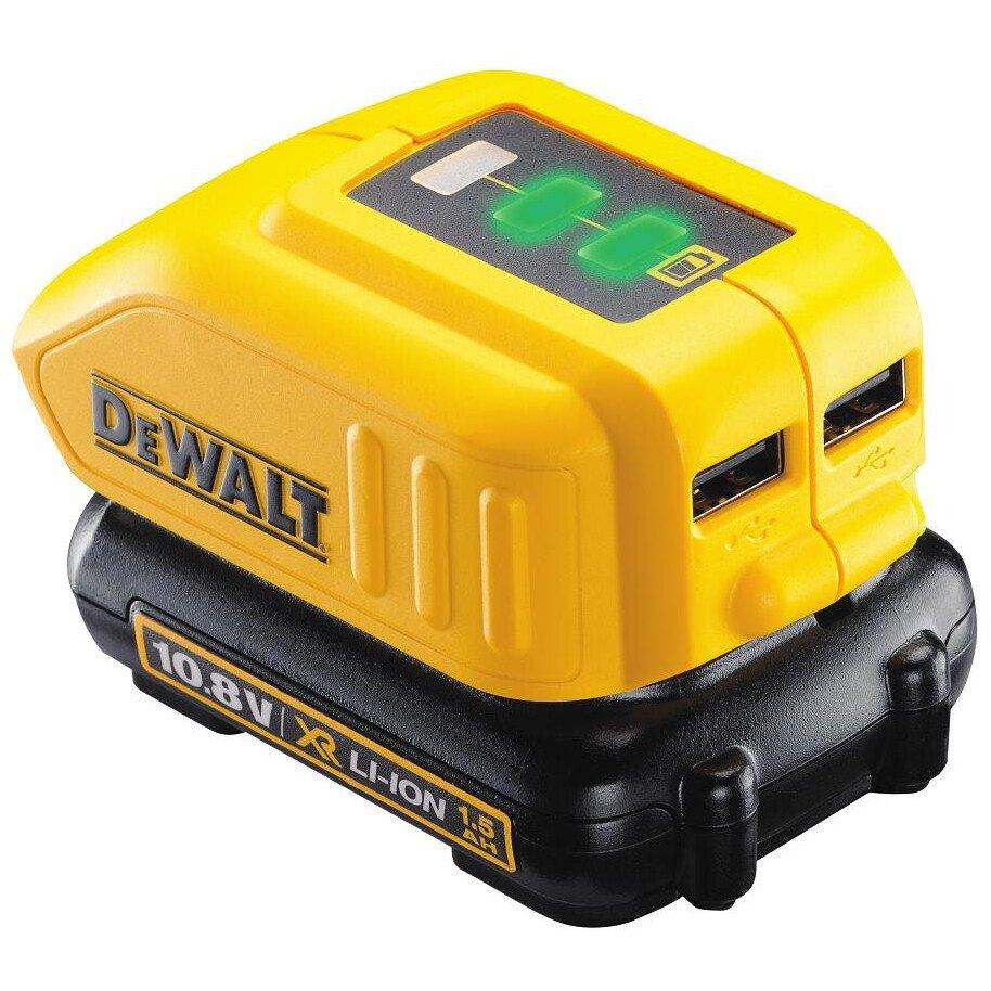 DeWalt DCB090-XJ USB Body Only Charging XR Battery Adaptor