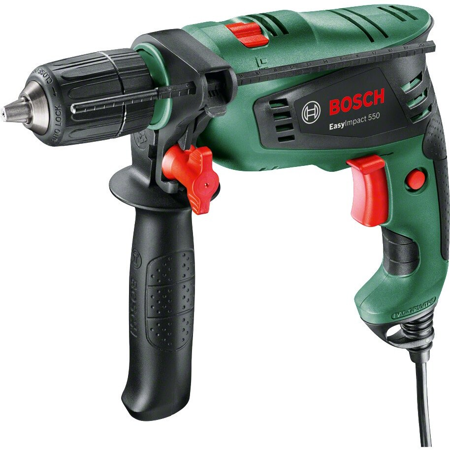 Bosch Easy Impact 550 550W Impact Drill