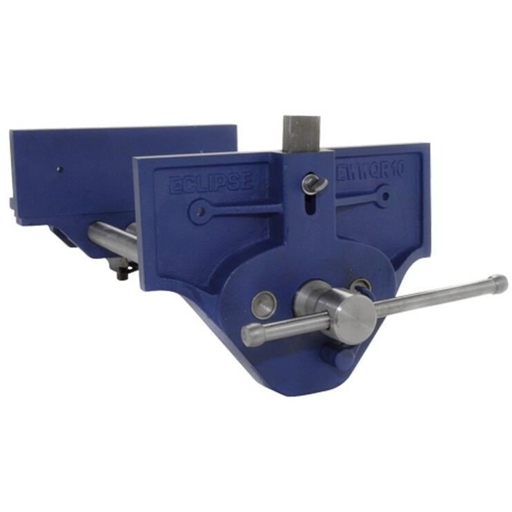 """Eclipse EWWQR9  9"""" Quick Release Woodworking Vice"""