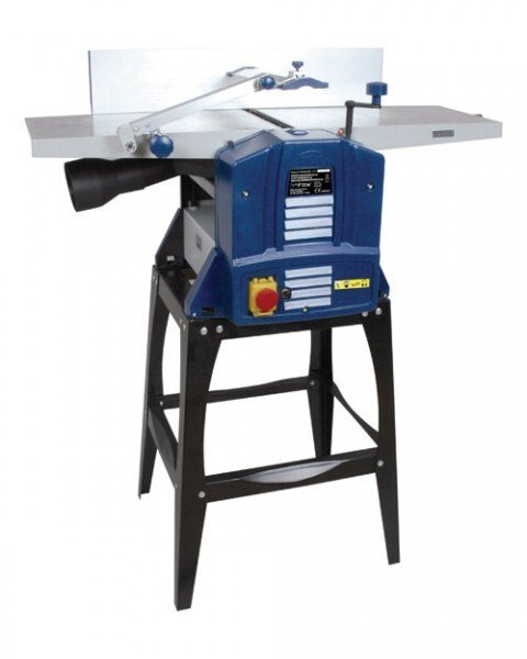 "Fox F22-564-250 10"" x 5"" Planer / Thicknesser 240v"