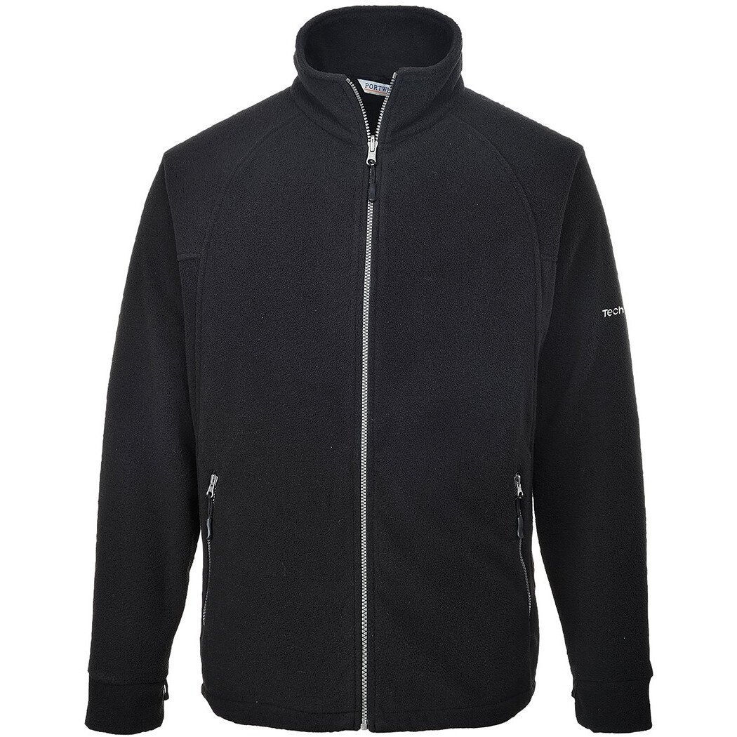 Portwest F280 Interactive Rainwear Fleece - Black