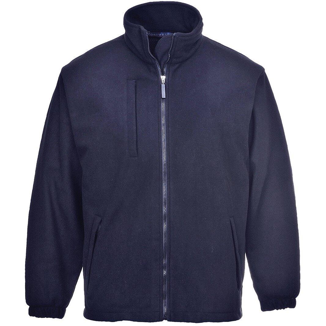 Portwest F330 BuildTex Laminated Fleece - Soft, Breathable & Showerproof