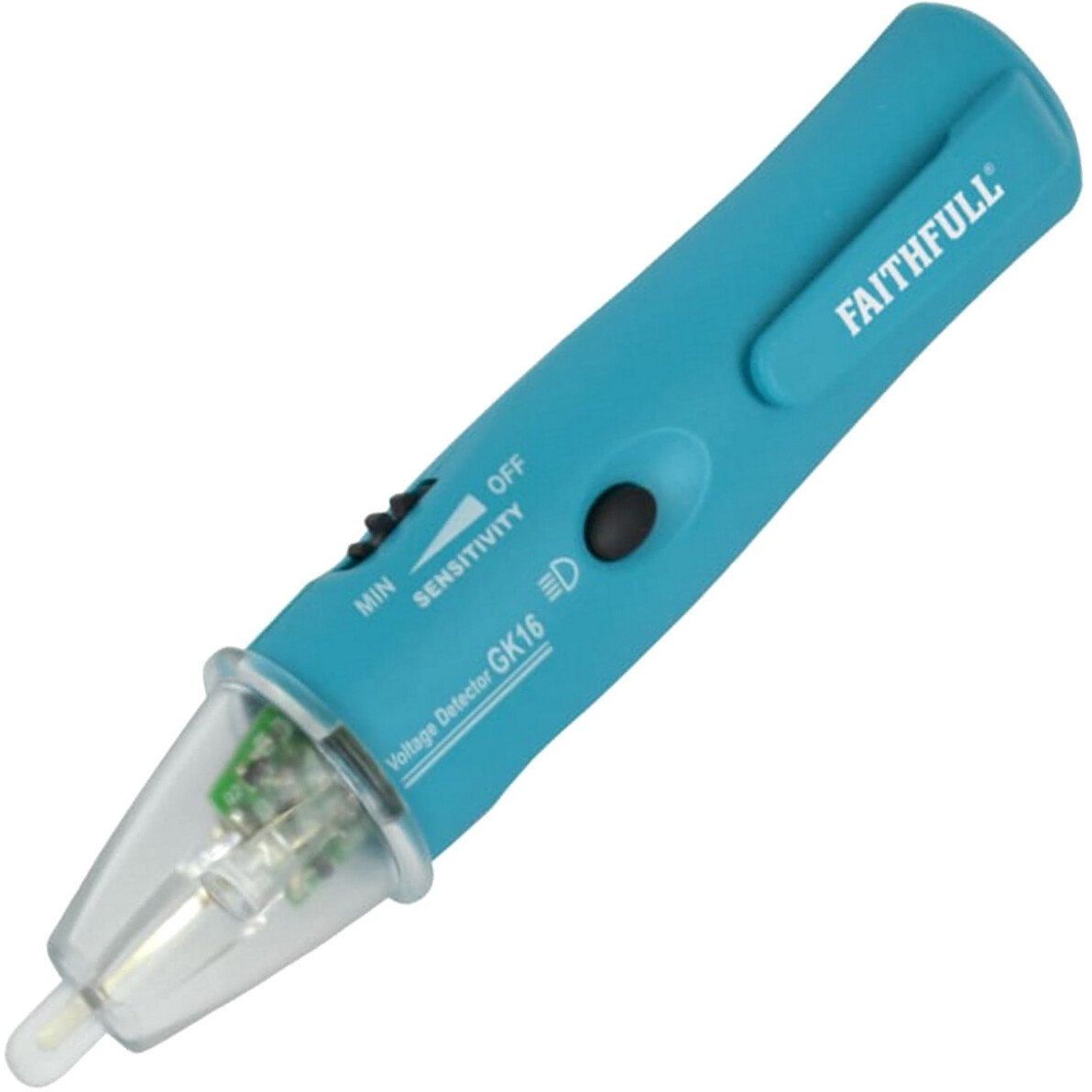 Faithfull GK16 Voltage Detector Stick FAIDETVOLT2