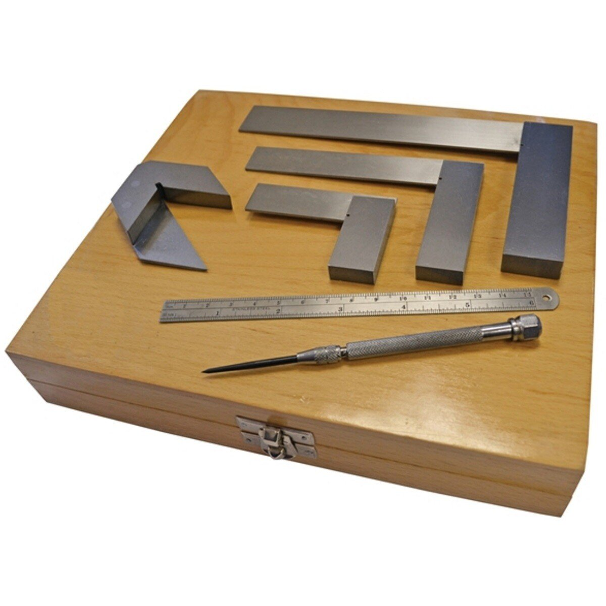 Faithfull FAIESMEASURE Engineers Marking and Measuring Set