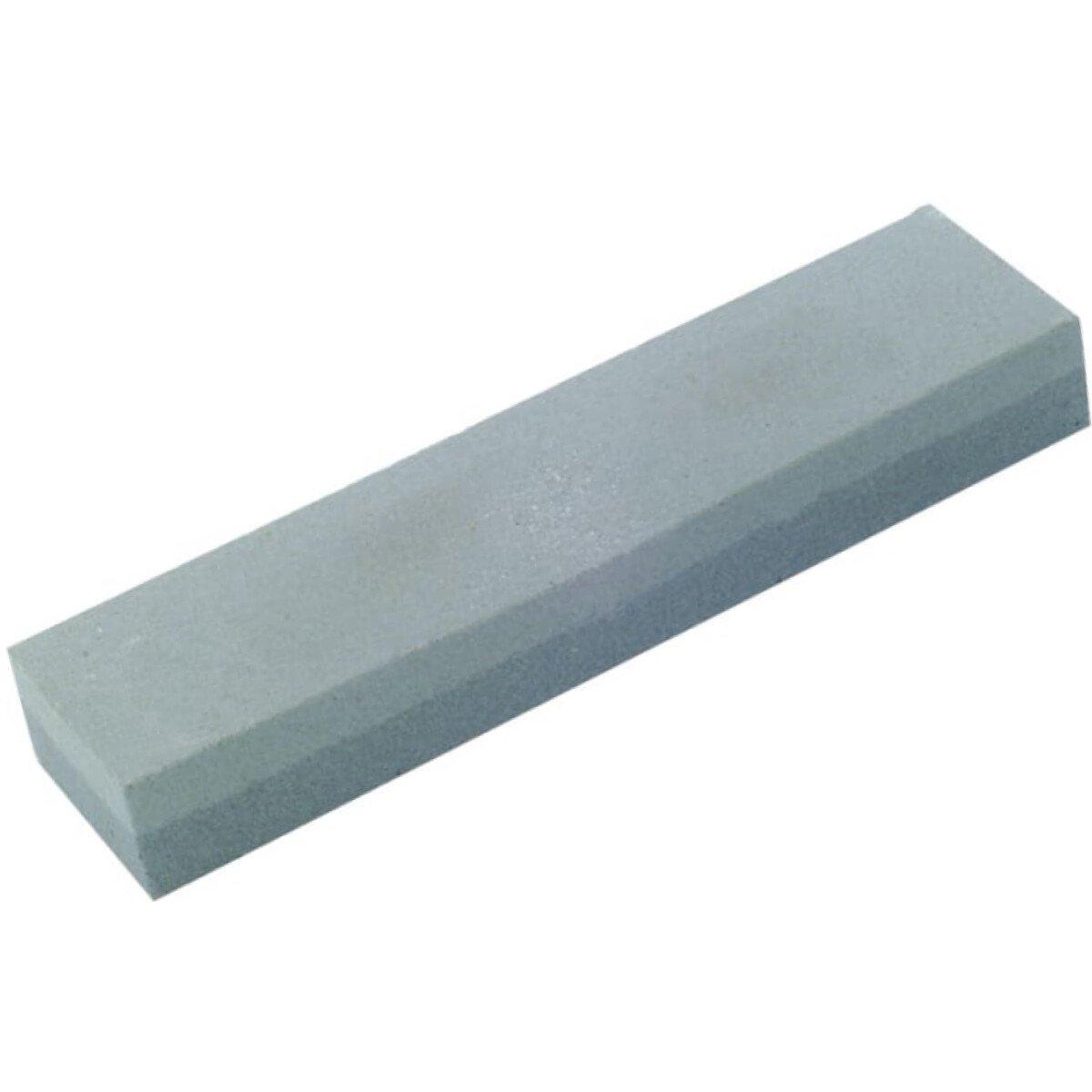 Faithfull FAIOS8C Combination Oilstone Aluminium Oxide 200 x 50 x 25mm