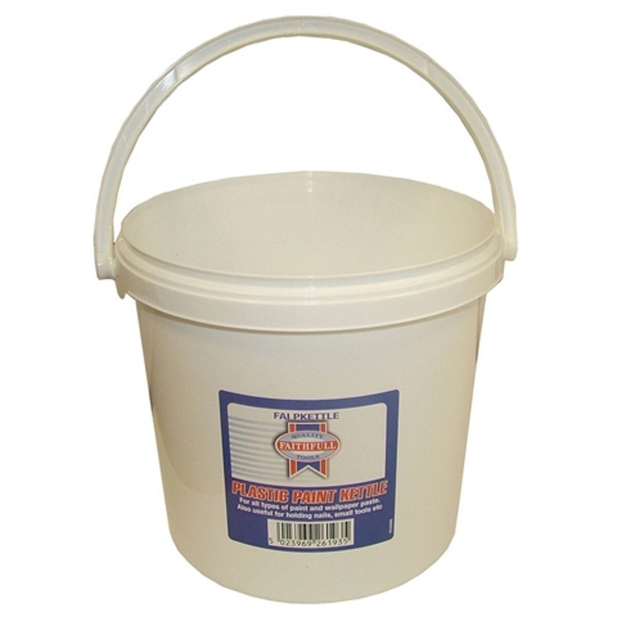 Faithfull FAIPKETTLE Paint Kettle Plastic 2.5 Litres