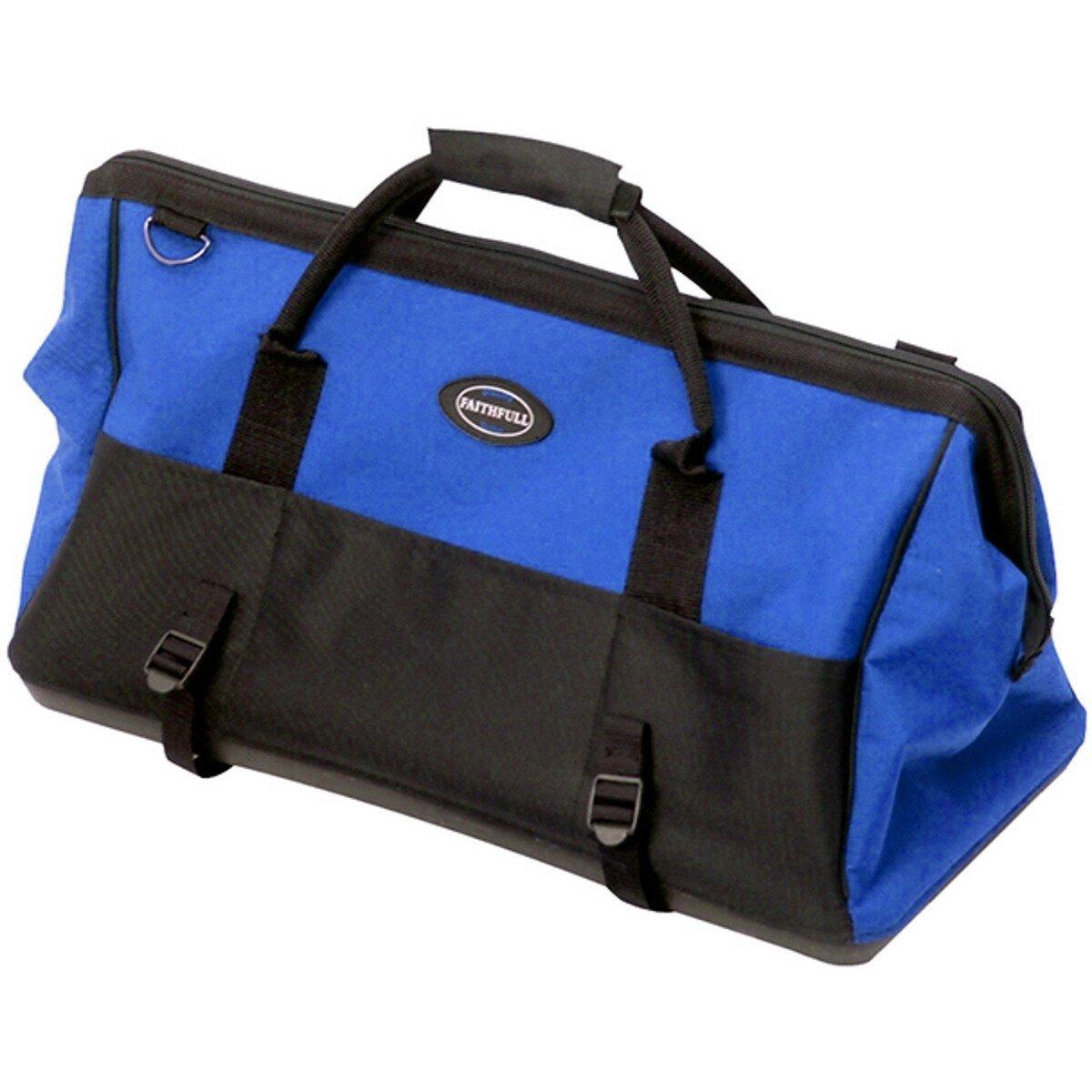 Faithfull FAITBHB16 Hard Base Tool Bag 40cm (16in)