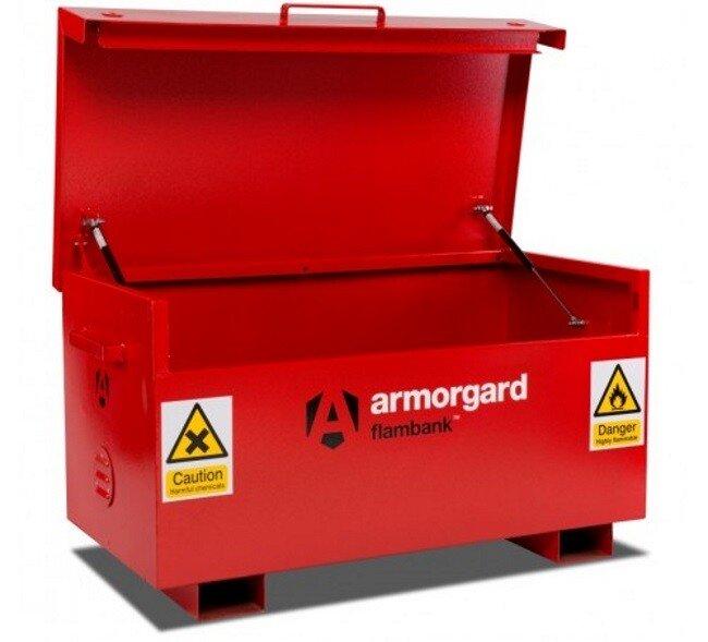 Armorgard FB2 Flambank Site Box 4' x 2' x 2'