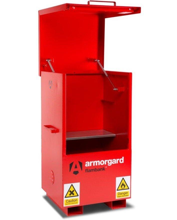 Armorgard FBC2 Flambank Site Chest 2' x 4' x 2'