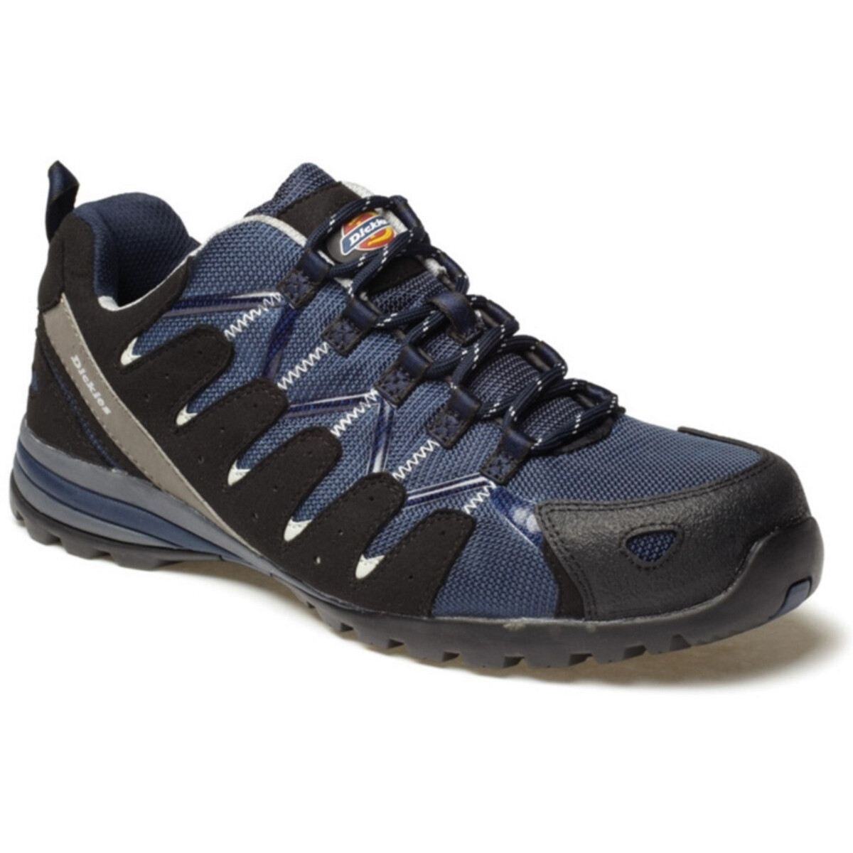 Dickies FC23530 Tiber Safety Trainer S3 SRC Metal Free Black or Blue
