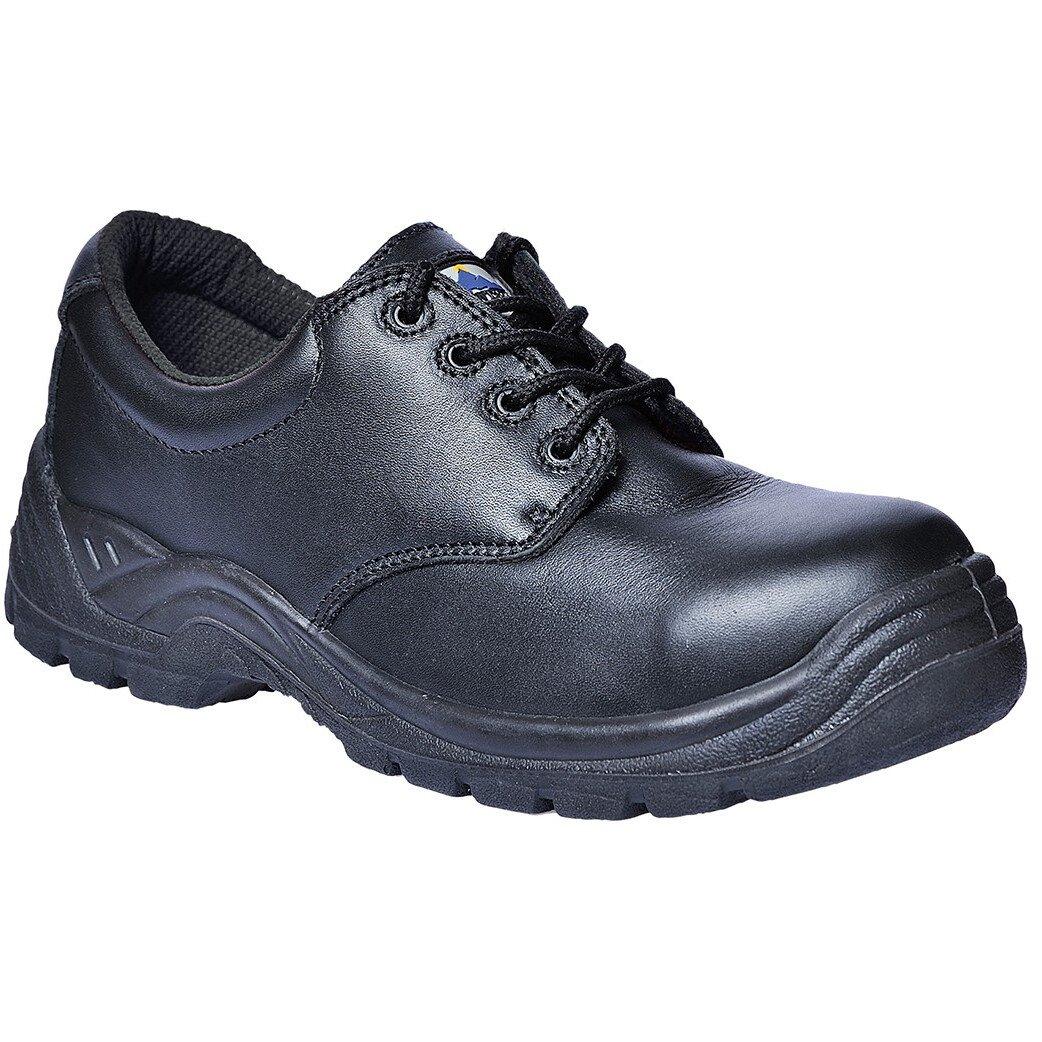 Portwest FC44 Portwest Compositelite Thor Shoe S3 - Black
