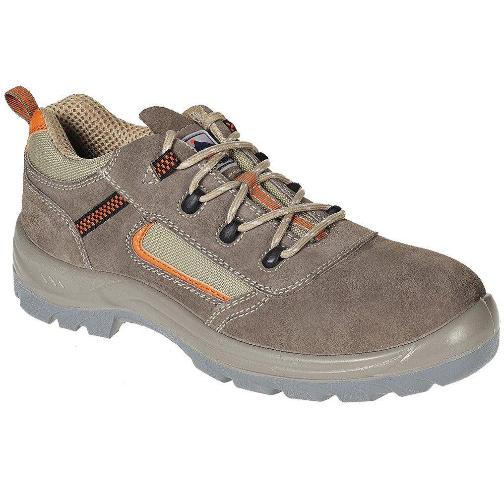 Portwest FC52 Portwest Compositelite Reno Low Cut Shoe  S1P - Beige