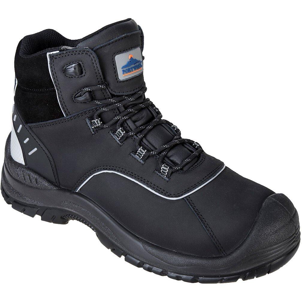 Portwest FC58 Compositelite Avich Boot S3 Footwear - Black