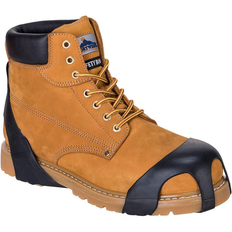 Portwest FC94 Non Slip Ice Grabber Footwear Accessories - Black