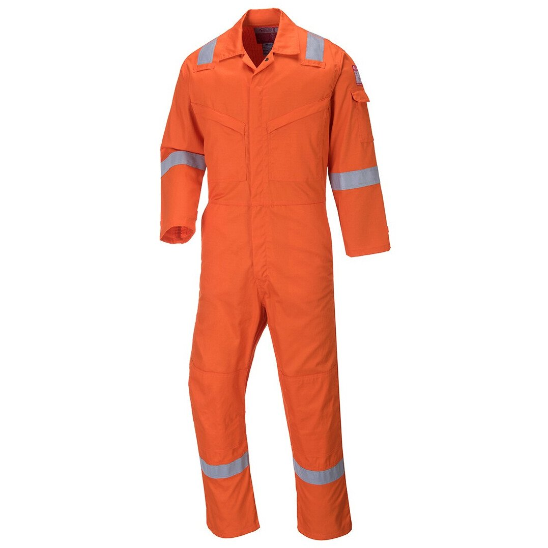 Portwest FF50 Aberdeen FR Coverall Flame Resistant
