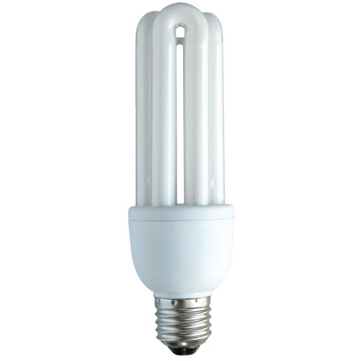 Faithfull FPPSLB3UL Low Energy Lightbulb 3u E27 110 Volt 13 Watt