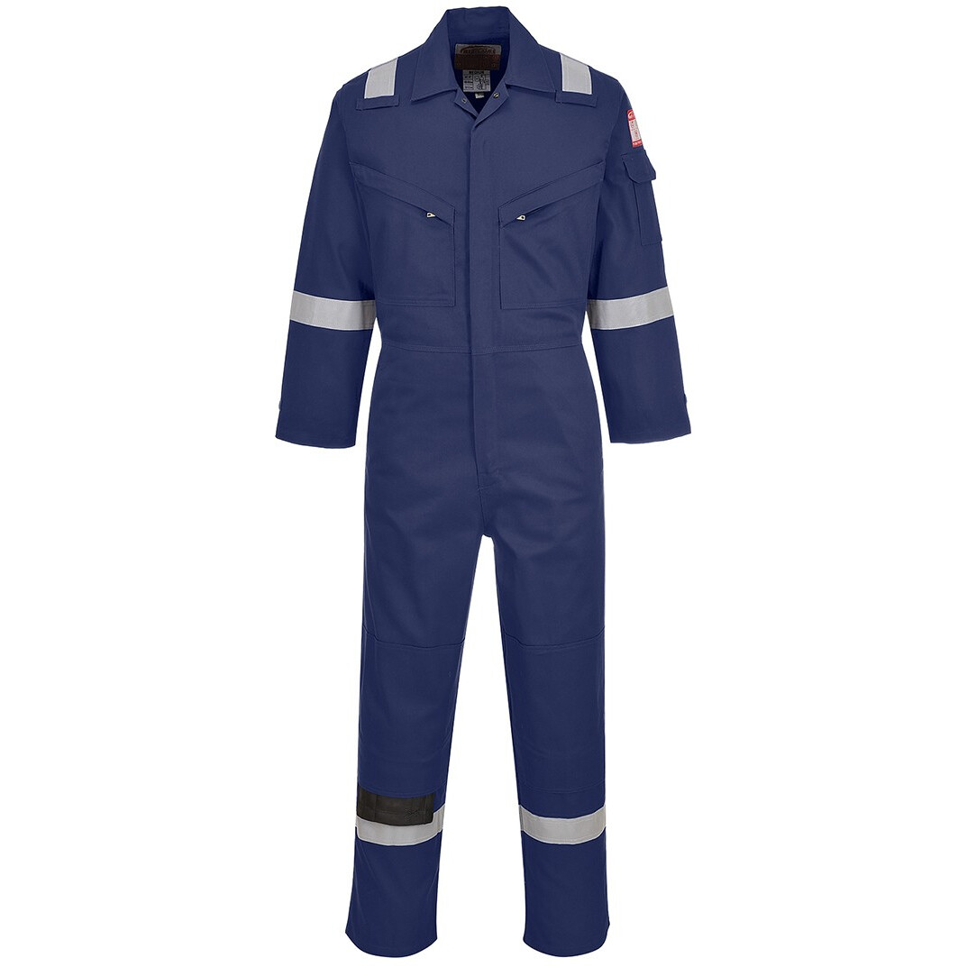 Portwest FR28 Flame Resistant Light Weight Anti-Static Coverall 280g