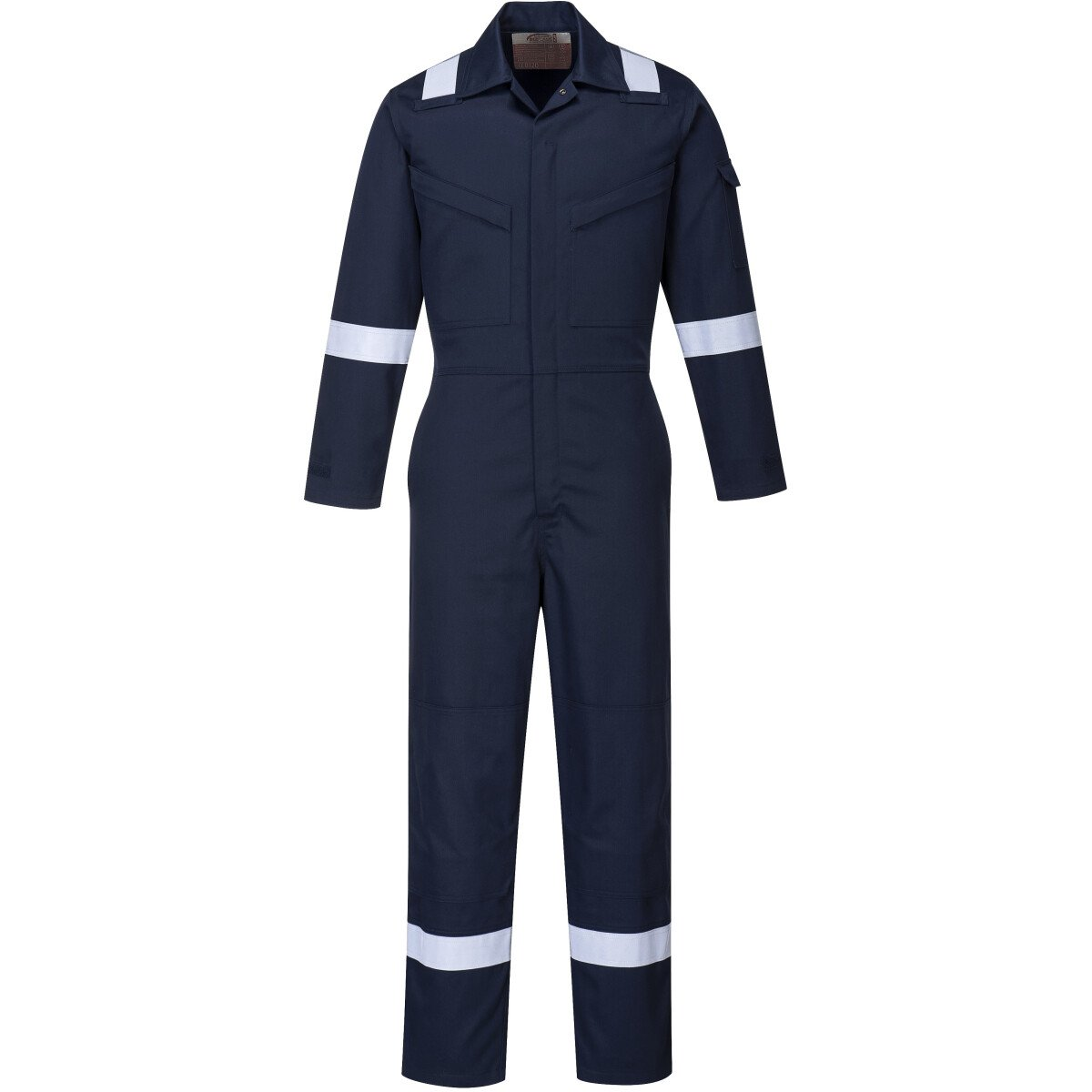 Portwest FR51 Ladies Bizflame Plus Coverall 350g Flame Resistant - Ladies