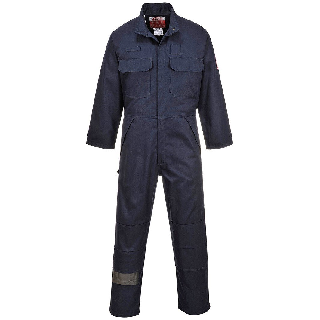 Portwest FR80 Multi-Norm Coverall Flame Resistant Regular - Navy