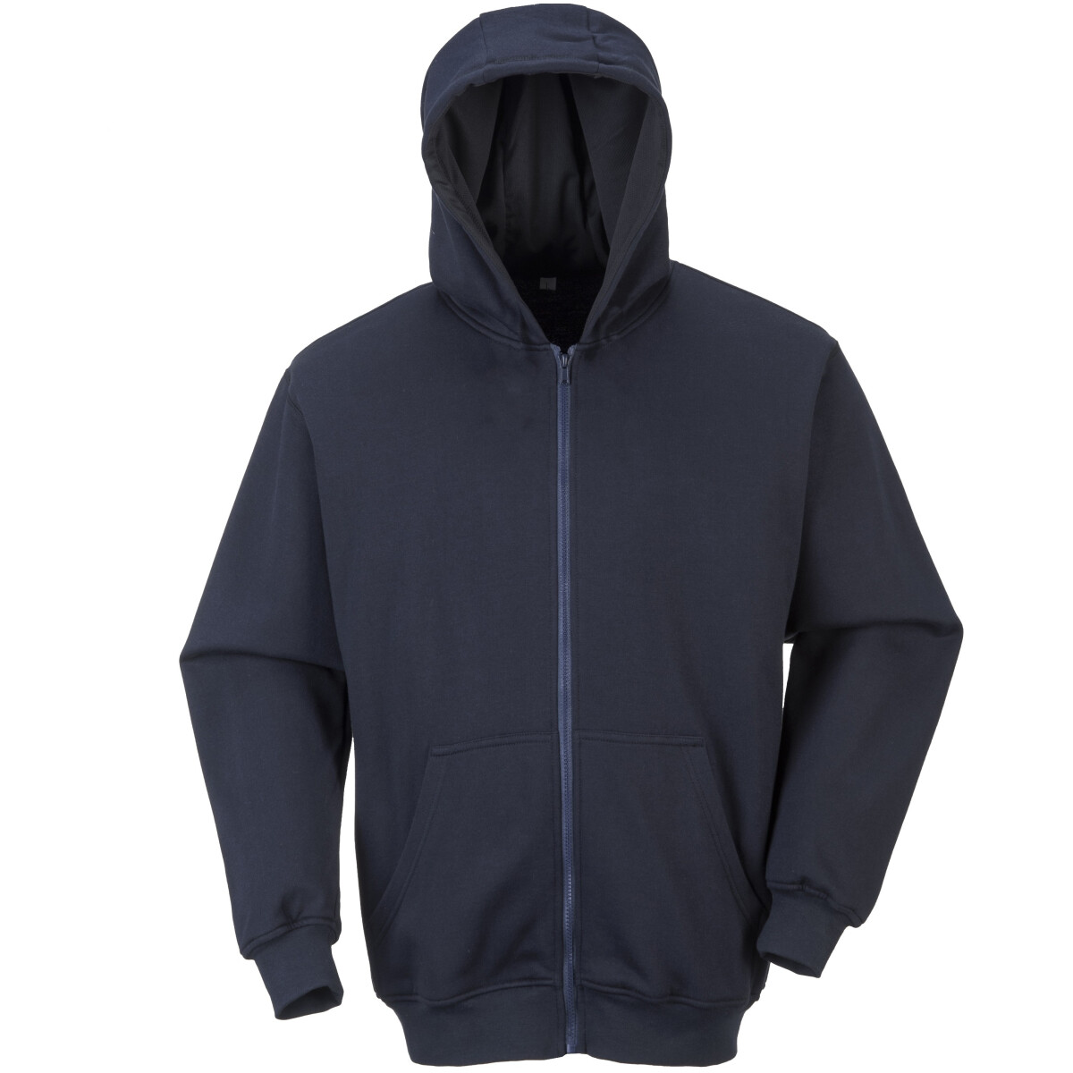 6ce327b02321 Portwest FR81 FR Zip Front Hooded Sweatshirt Flame Resistant from Lawson HIS