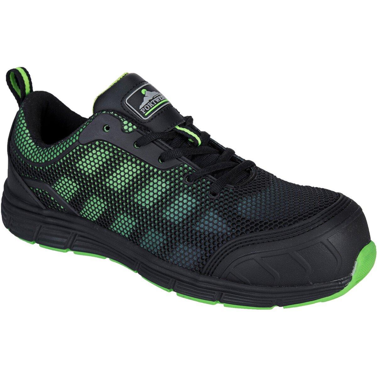 Portwest FT35 Compositelite Ogwen Low Cut Trainer S1P Footwear
