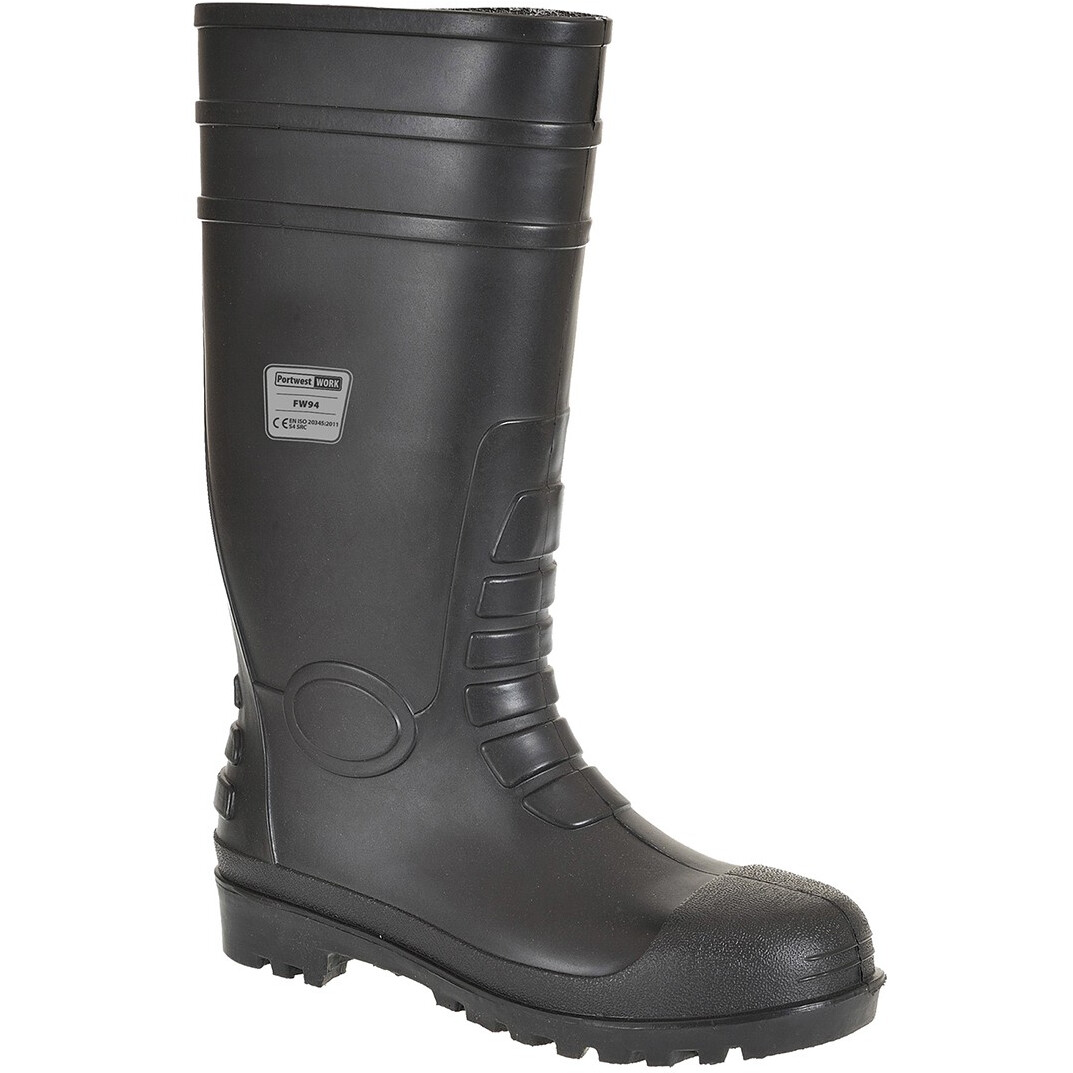 Portwest Safety Food Wellington Wellies Steel Toe Cap Slip Resistant  FW84