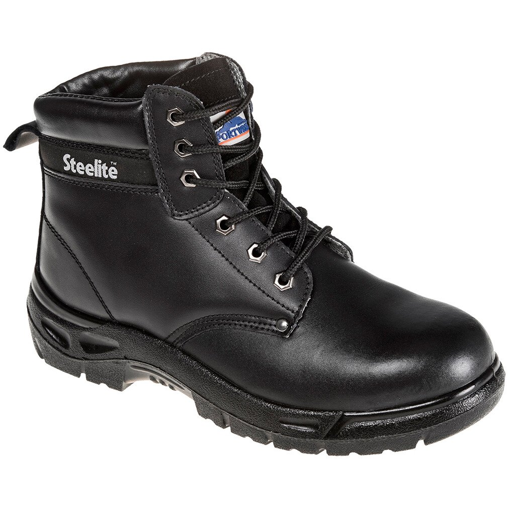 Portwest FW03 Steelite Boot S3 - Black